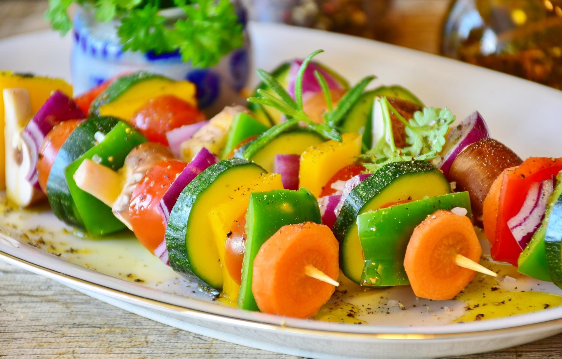 V jídelníčku dbejte na dostatek zeleniny / foto: pixabay.com