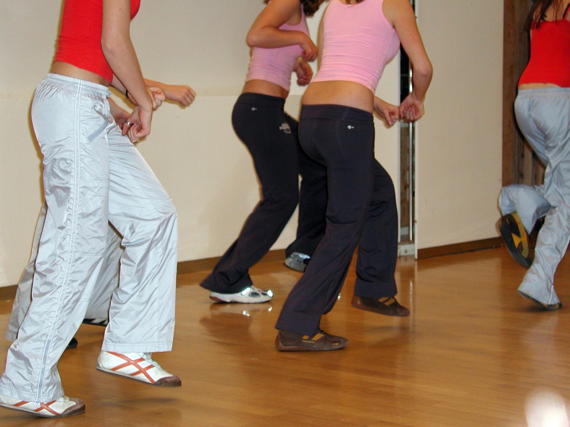 Jedna lekce aerobicu vám dá také pořádně zabrat / foto: pixabay.com