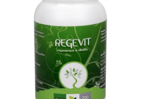 Regevit 200 kapslí: Recenze a zkušenosti s přípravkem na regeneraci celého těla