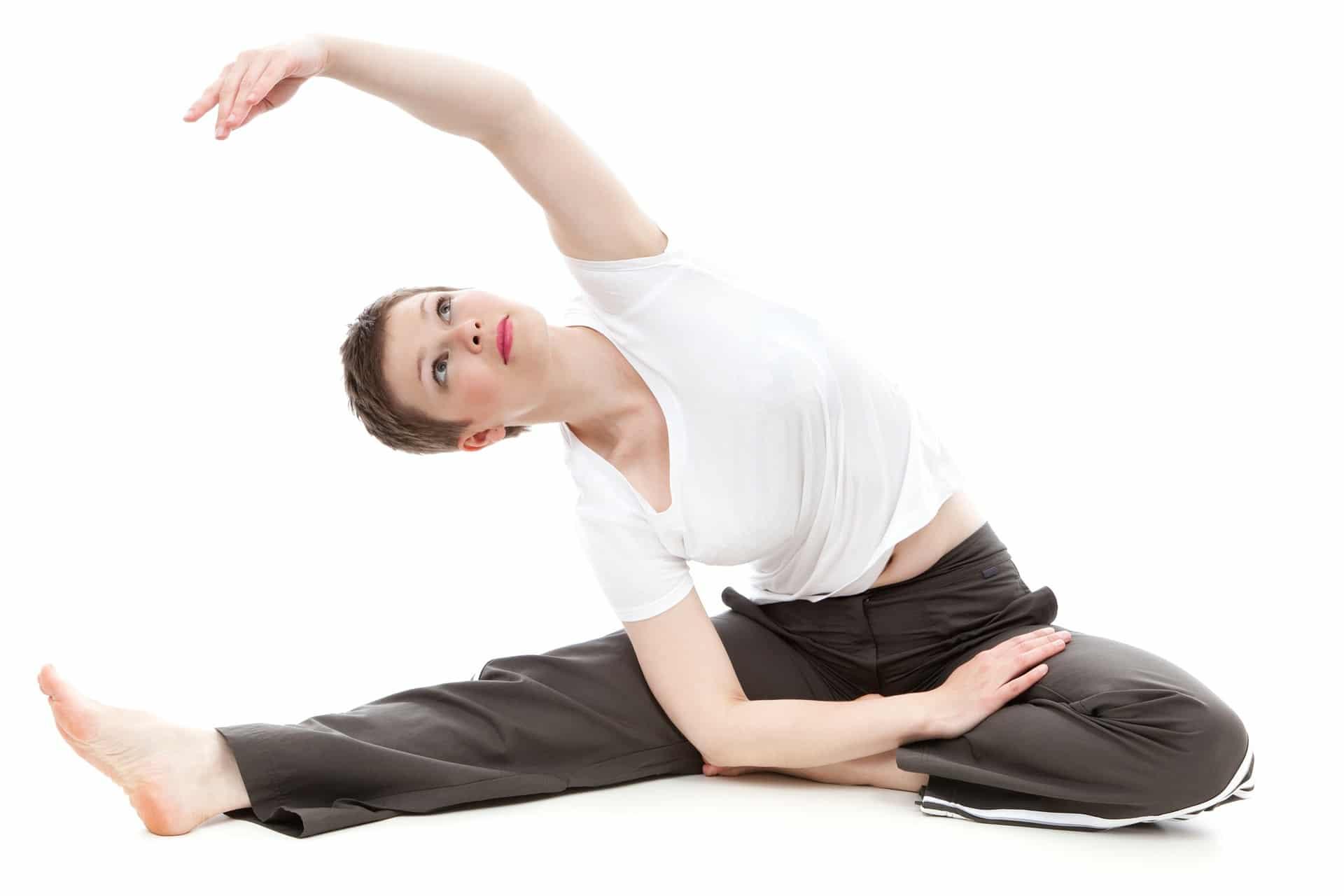 Posilováním zádových svalů pocítíte změnu právě v dekoltu / foto: pixabay.com