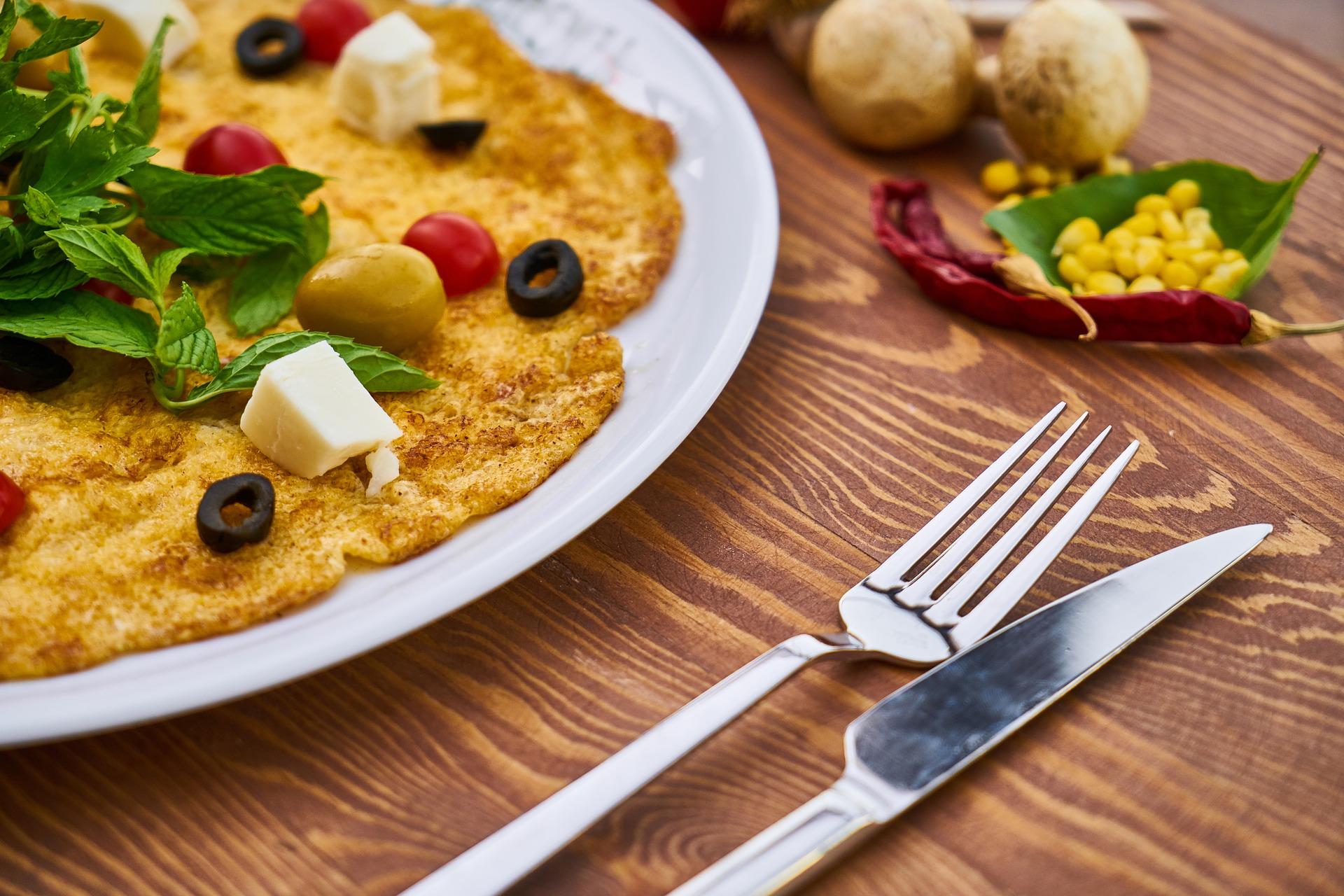 Zdravý jídelníček se na hubnutí podílí z 80 % / foto: pixabay.com