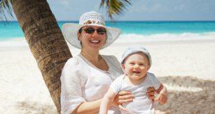 I na mateřské můžete být na dovolené / foto: pixabay.com