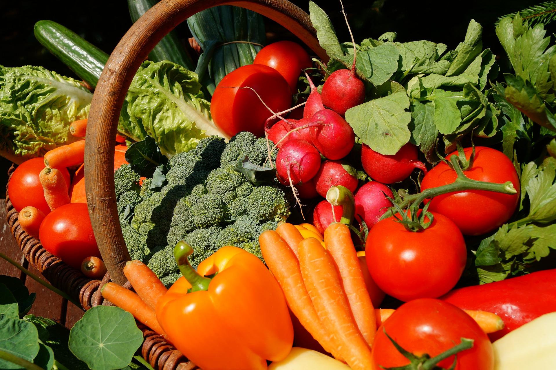 V jídelníčku střídejte všechny druhy zeleniny / pixabay.com