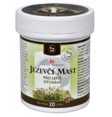 Jezevčí mast Herbamedicus  / foto: prozdravi.cz