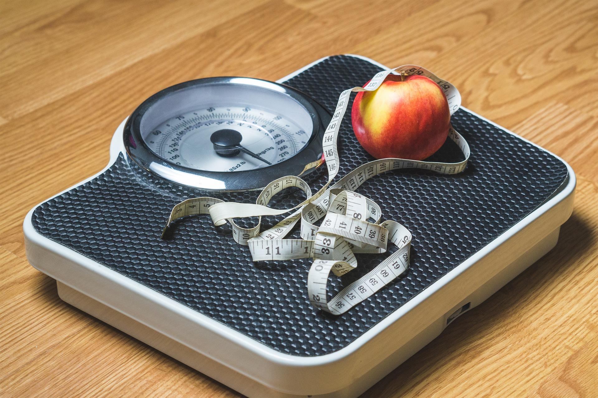Zdravé hubnutí odpovídá úbytku hmotnosti 0,5 - 1 kg týdně, jen tak si udržíte váhu natrvalo / foto: pixabay.com