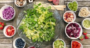 Velké množství ovoce a zeleniny přispívá k hubnutí / foto: pixabay.com