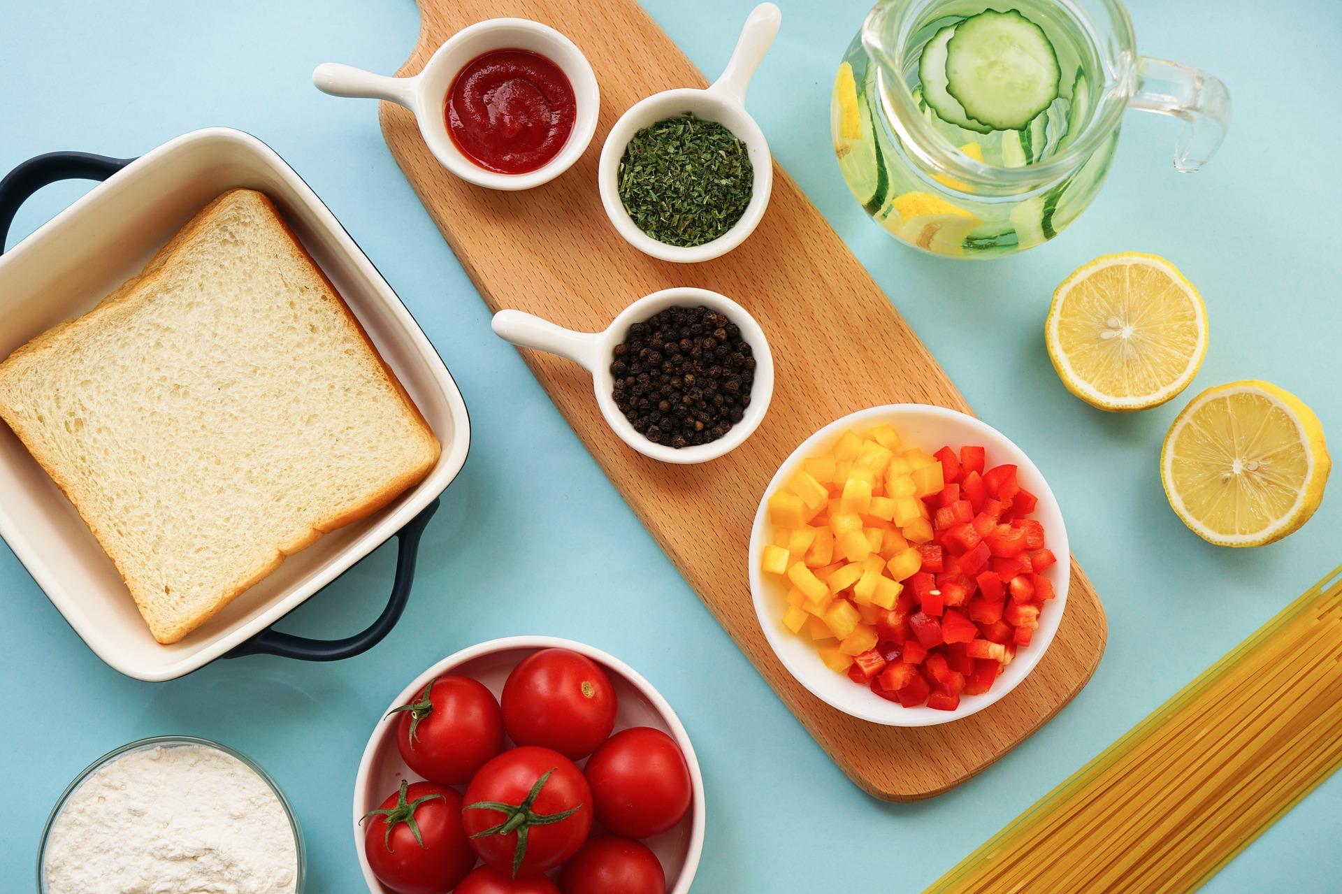 Ve zdravém jídelníčku musí být zastoupeny všechny živiny / foto: pixabay.com