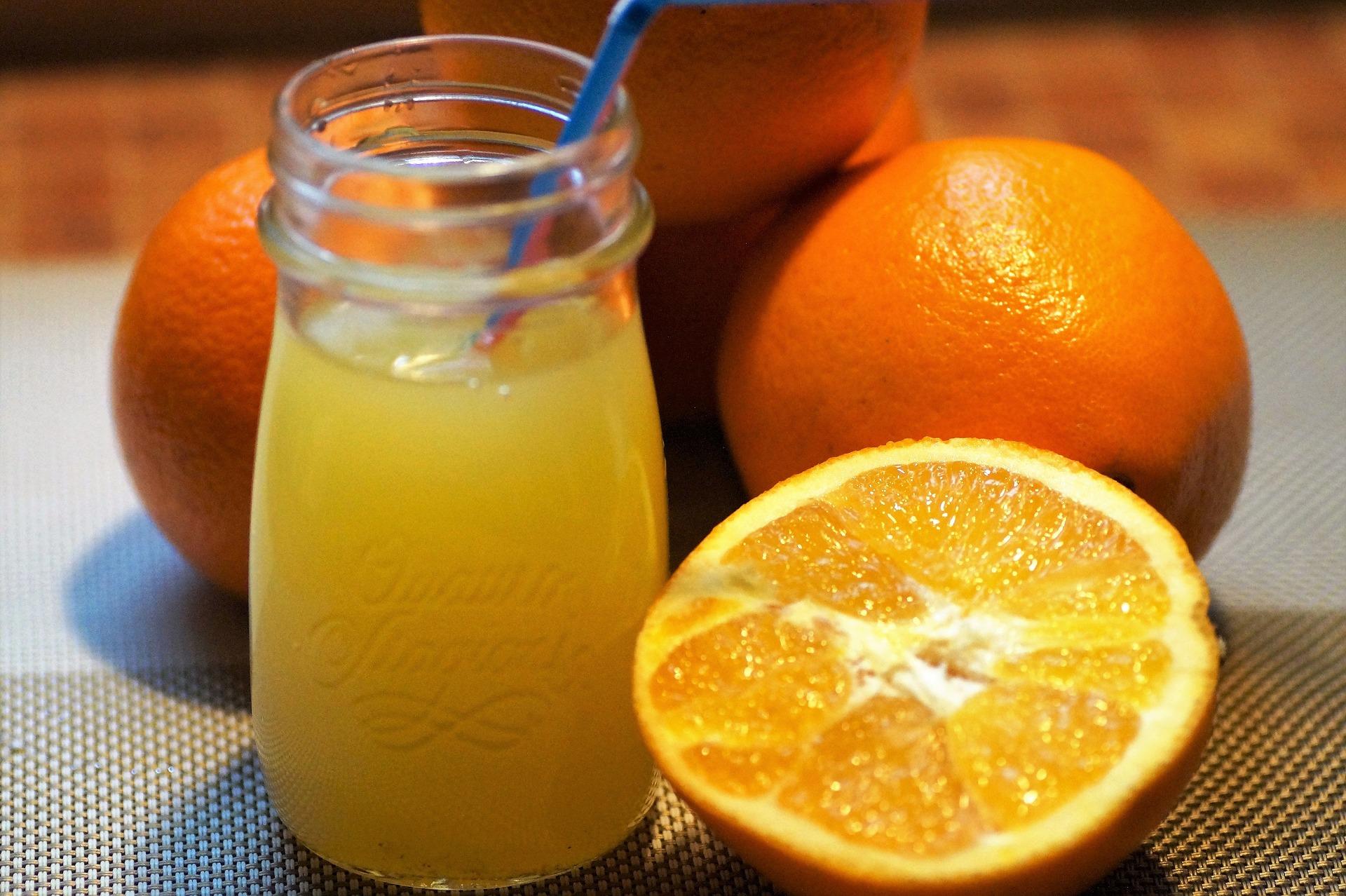 Pomeranče jsou významným zdrojem vápníku / foto: pixabay.com