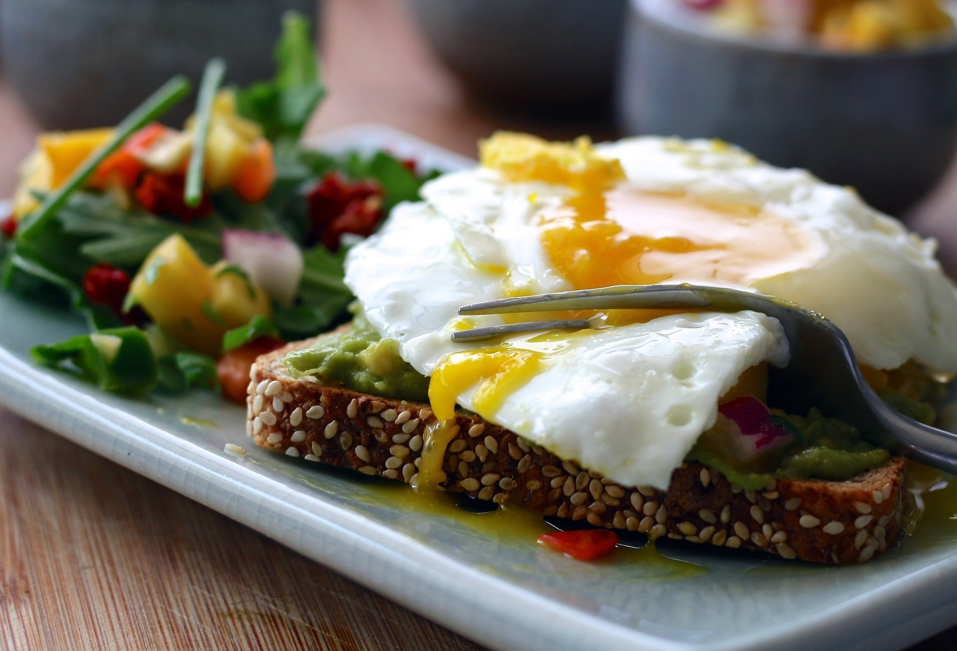 Vejce je kvalitním zdrojem živočišných bílkovin / foto: pixabay.com