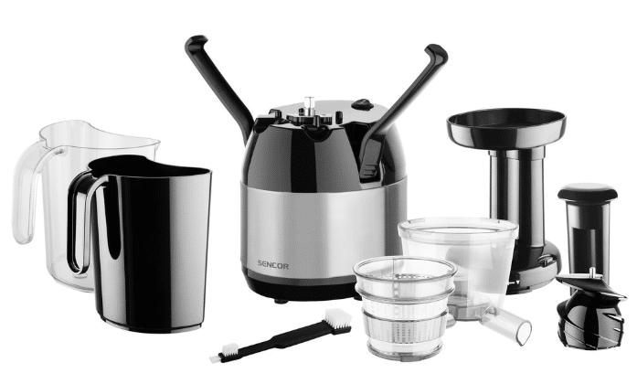 Jednotlivé díly snando opláchnete vodou nebo umyjete v myčce / foto: 4home.cz