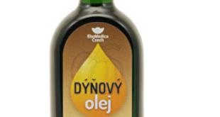 Dýňový olej EkoMedica Czech / foto: prozdravi