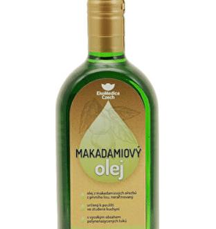 Makadamiový olej – recenze