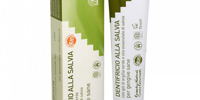 Recenze: Zubní pasta Argital se šalvějí a zeleným jílem – mocná síla bylinek ochrání vaše zuby