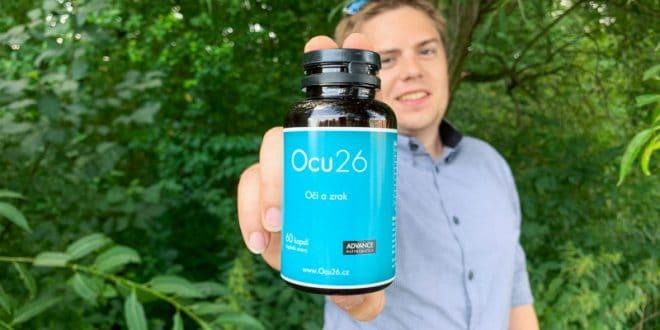 Recenze: Ocu26 – udržuje zdravé oči a dobrý zrak