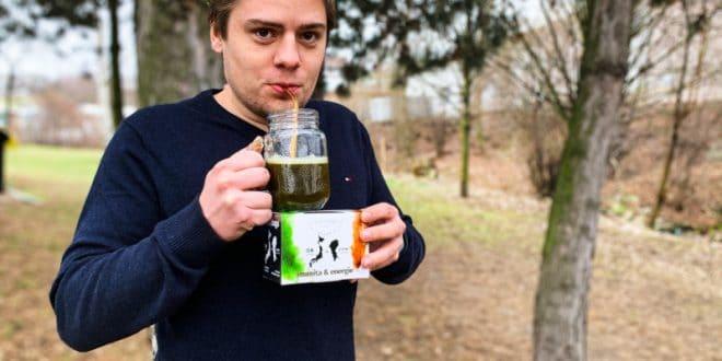 Matchaga: Recenze elixíru z čaje matcha a houby chaga