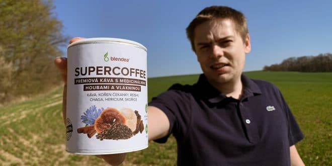 Recenze Blendea SUPERCOFFEE: Jak chutná opravdu zdravá káva?
